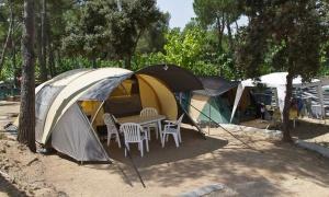 Louer une tente Tunnel